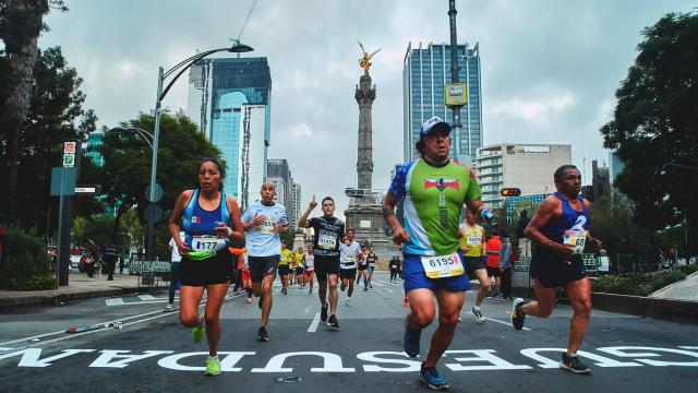 Medio Maratón Ciudad de México se traslada al 25 de octubre