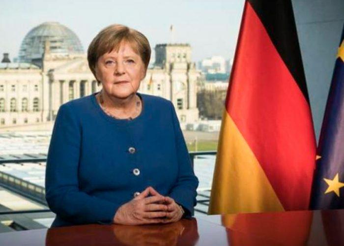 Fin del aislamiento en Alemania. Merkel advierte de un posible repunte de la pandemia.