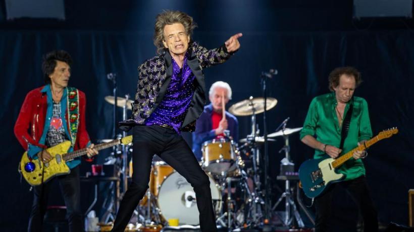 Rolling Stones lanzan sencillo acorde a la pandemia