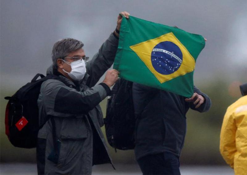 Especialista advierte que la peor fase de la pandemia en Brasil está por llegar