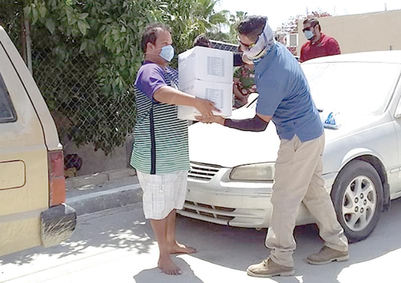 """""""No se regresa a las oficinas hasta que se entreguen todas las despensas"""" Gobierno de Los Cabos"""