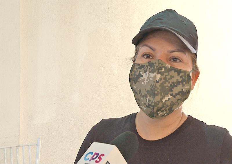 Diana Reyes invita a apoyar a los artistas locales