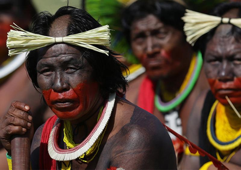 Indígenas amazónicos de 9 países piden a los gobiernos acciones urgentes ante el COVID-19