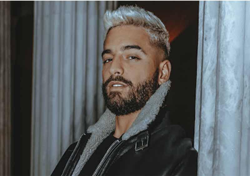 """Maluma se aleja del reggaetón con su sencillo """"ADMV"""""""