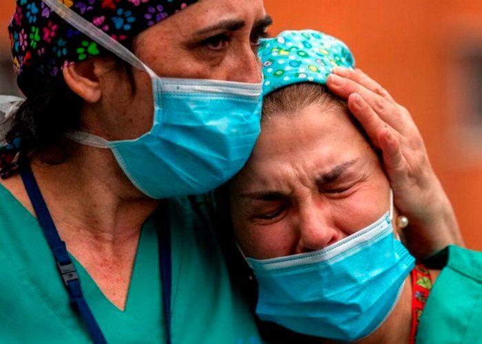Mueren 29 médicos por coronavirus en España