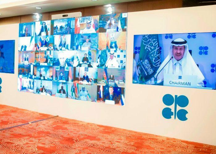 Países productores de petróleo tendrán otra videoconferencia este domingo