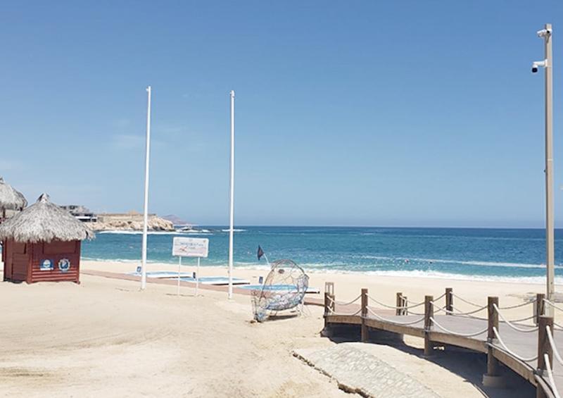 Persiste Zofemat Los Cabos en atención y vigilancia de playas