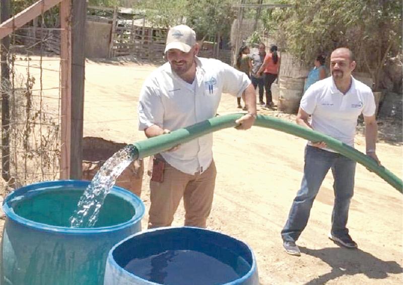 Cuenta SJC con agua potable de forma permanente
