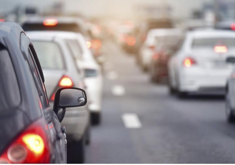 Piden a conductores respetar reglamento de tránsito durante contingencia