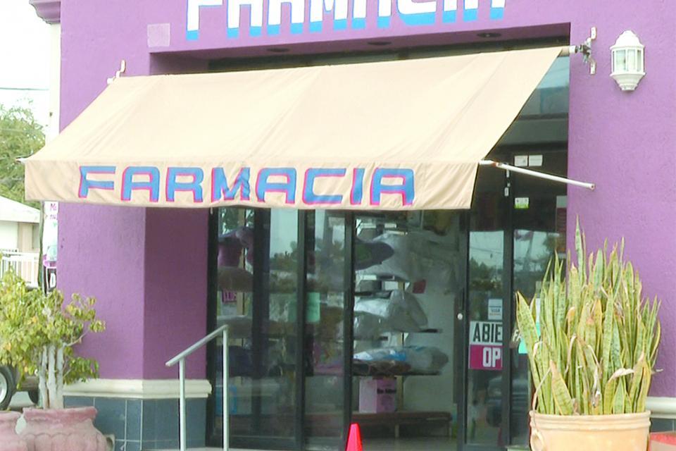 Empleados de farmacia  piden mayor protección