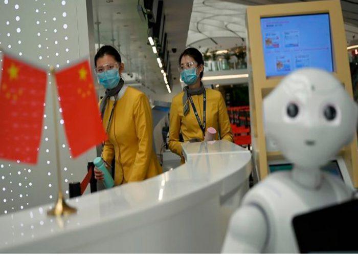 Producción china empieza a expandirse en nueva fase de COVID-19