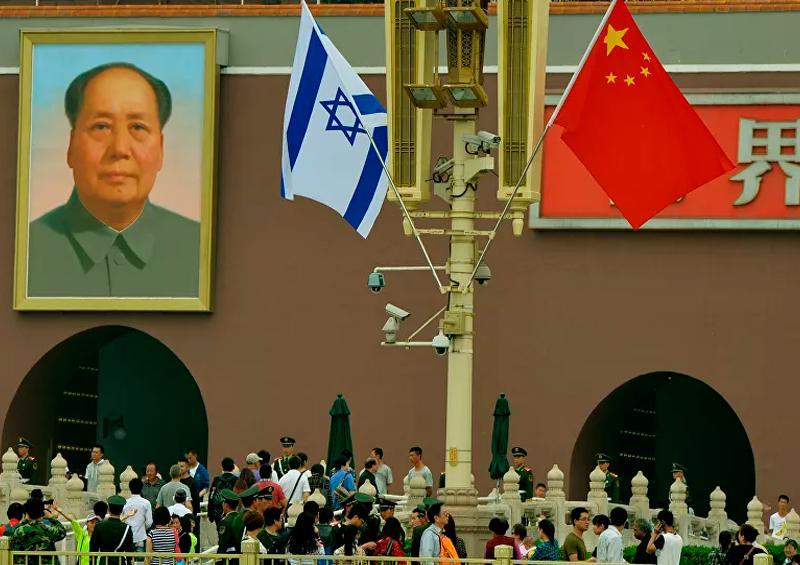 Embajador de China en Israel hallado muerto en su residencia