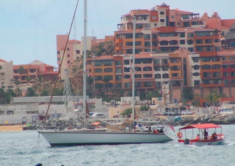 """Hoteles listos: """"tiempo compartido"""" por delante en Los Cabos"""