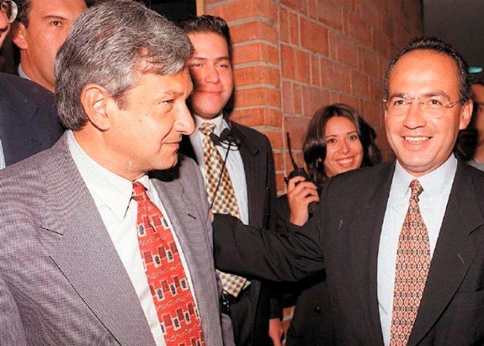 Acusó AMLO a Calderón de cooperar en operativo ilegal contra narcotraficantes