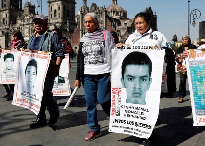 Comisión Interamericana de Derechos Humanos investigará caso Ayotzinapa