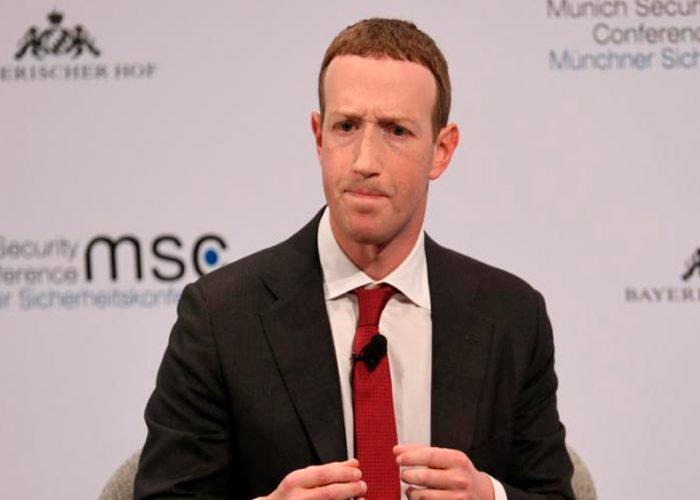 Zuckerberg preocupado ante la regulación de internet