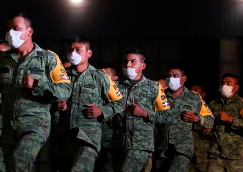 Vigilará CDHCM participación de Fuerzas Armadas en tareas de seguridad