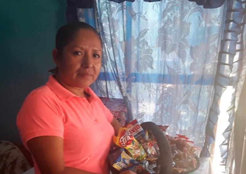 Vendedores de dulces, sin ventas por cierre de oficinas públicas