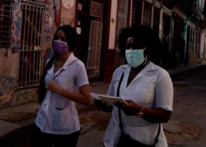 Cuba anuncia 20 nuevos casos positivos de COVID-19 y confirma 57 recuperados en 24 horas