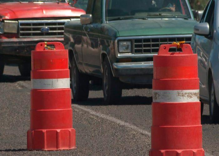 Ciudadanos se organizan para evadir los filtros sanitarios vehiculares