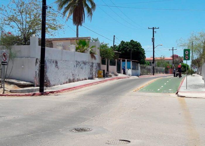 Disminuye contaminación en El Manglito por reducción de tránsito
