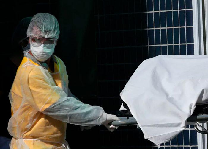 Brasil registra 1.179 muertos y bate récord diario de decesos por COVID-19