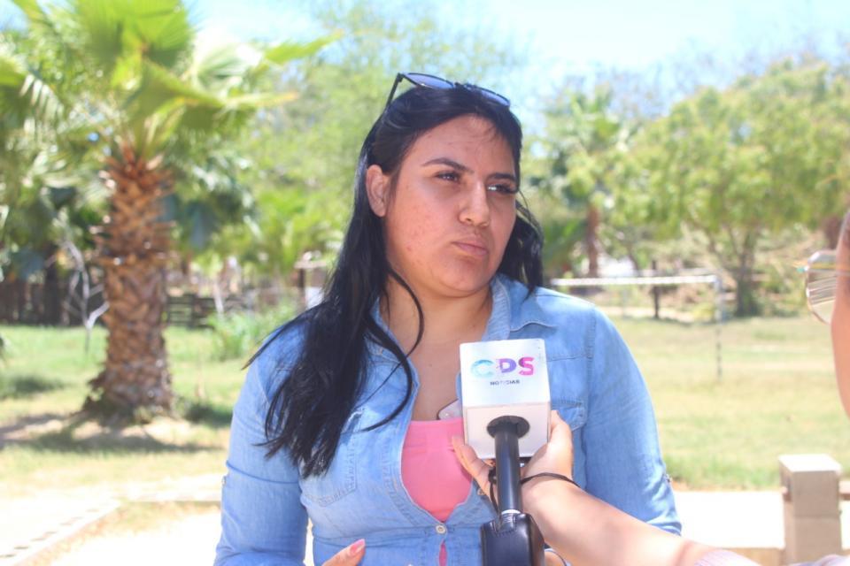 Denuncian vertedero de aguas negras en escuela de monta de caballos en Santa Rosa