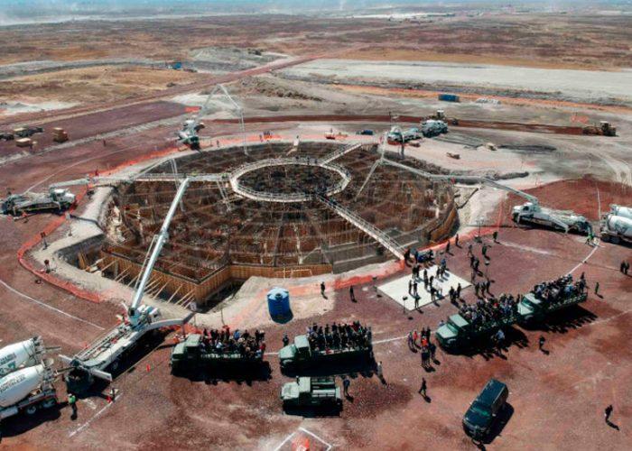 Construcción de nuevo aeropuerto