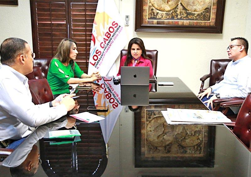 """Participa Alcaldesa en Foro Internacional ISO 18091 y agenda 2030 """"Municipios Ejemplares  en el Mundo contra el Covid-19"""""""