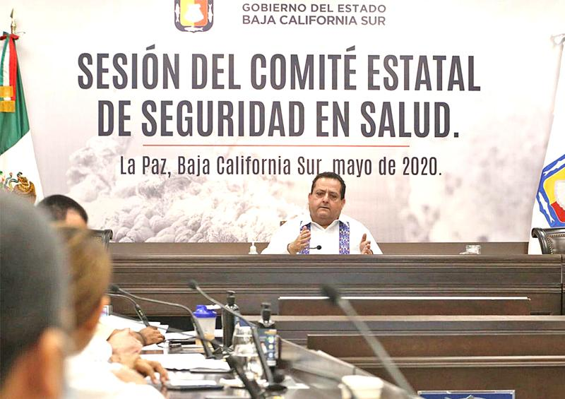 Convoca Gobernador a no descuidar medidas de prevención contra Covid-19