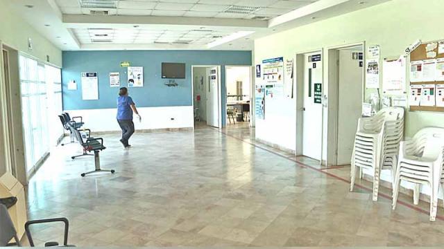 Contará Centro de Salud de La Ribera con cuarto Covid y mantenimiento general de las instalaciones