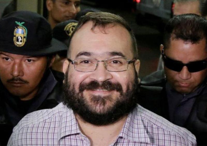 Condenan a Duarte a 9 años de prisión: no le decomisarán bienes
