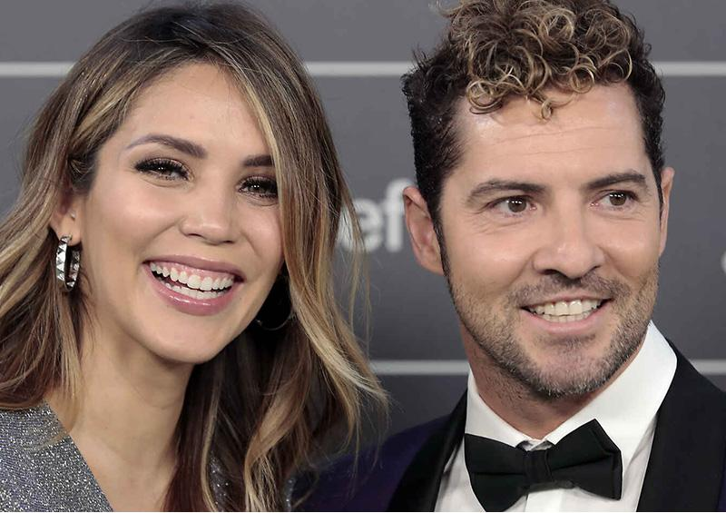 David Bisbal y Rosanna Zanetti esperan su segundo hijo