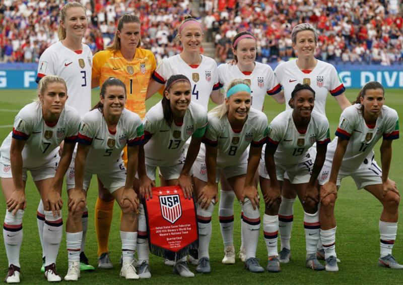 Selección femenina de fútbol de EUA retomó el proceso judicial para pedir igualdad salarial