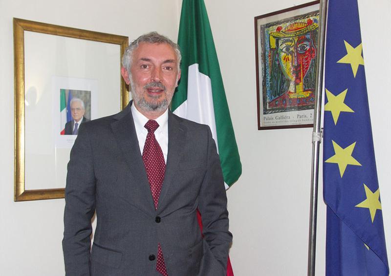"""""""México, un gran amigo de Italia"""""""