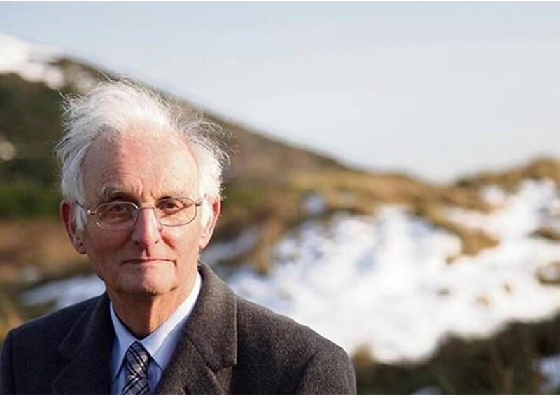 Destaca labor de climatólogo Sir John Houghton tras muerte por COVID-19