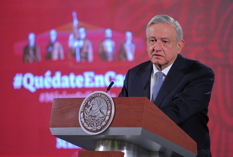 Mantener la Jornada Nacional de Sana Distancia, pide AMLO a mexicanos