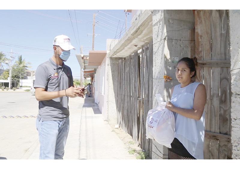 Entregan más de 30 mil apoyos asistenciales en Los Cabos