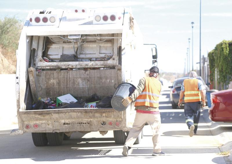 Cubiertas al 90% las rutas de recolección de basura : Servicios Públicos