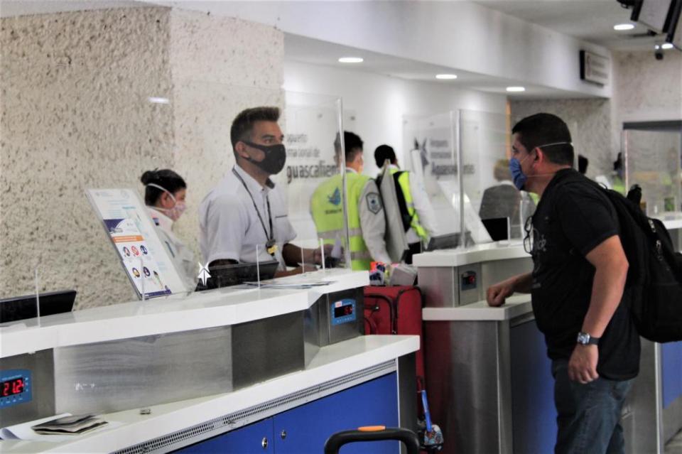 Anuncia GAP acciones extraordinarias en sus 12 aeropuertos para prevenir contagios de Coronavirus