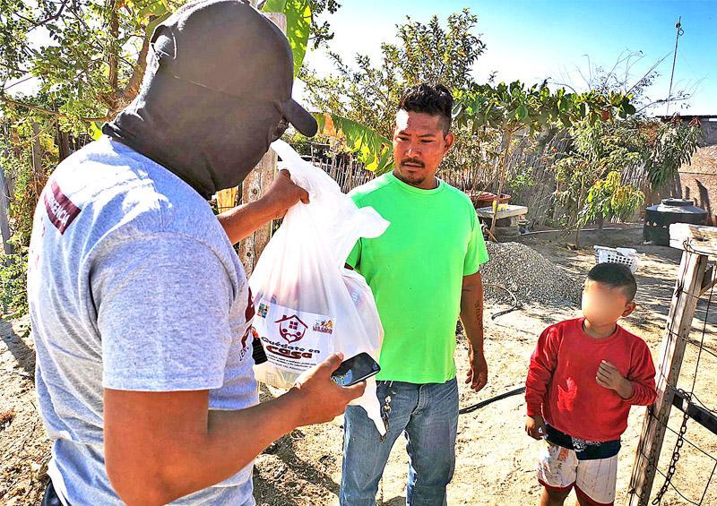 Continúa llegando la ayuda a quien más lo necesita: Armida Castro