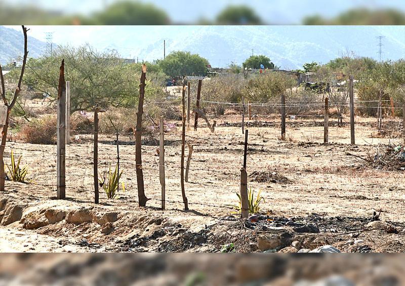 Ejido SJC brinda respaldo a dueños de predios que fueron invadidos en La Ballena