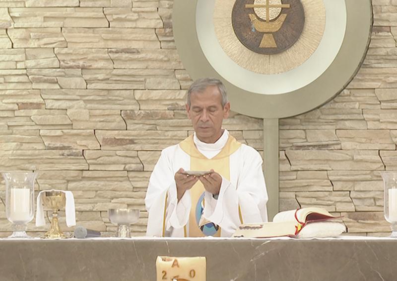Se une Iglesia Católica de BCS a Jornada de Oración por la Humanidad