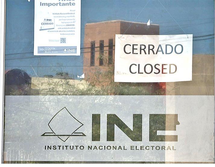 INE reporta que más de 11 mil credenciales con fotografía perdieron vigencia en BCS