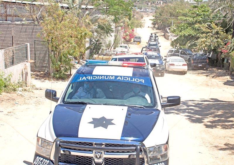 Más de 250 operativos de vigilancia se han realizado en Los Cabos