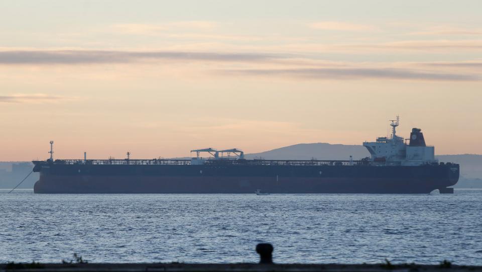 Primer petrolero iraní llega a puerto de refinería en Venezuela