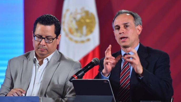 México suma 54 mil 346 casos de COVID-19 y cinco mil 666 defunciones
