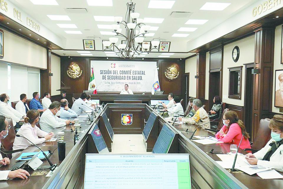 Durante mayo no habrá reinicio de actividades productivas: CMD