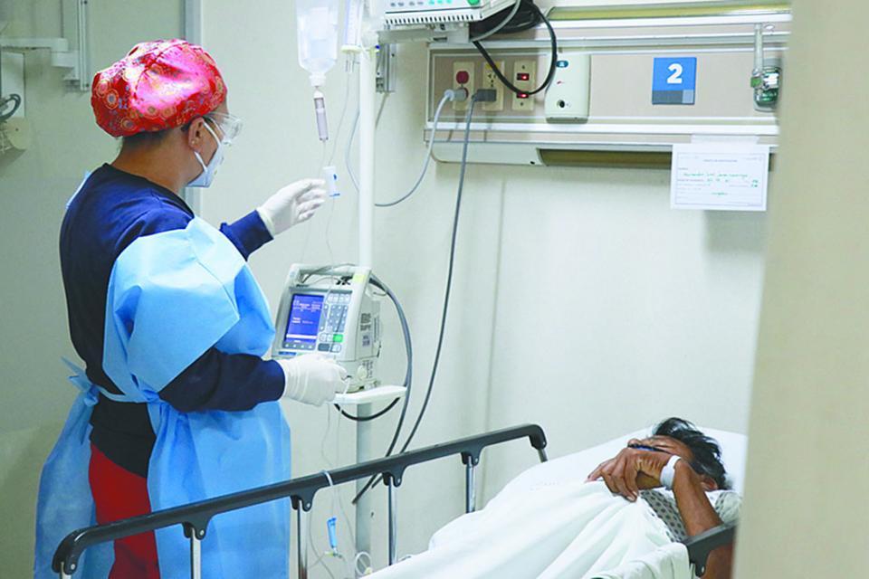 Personal de enfermería, una fortaleza para BCS frente a contingencia por Covid-19