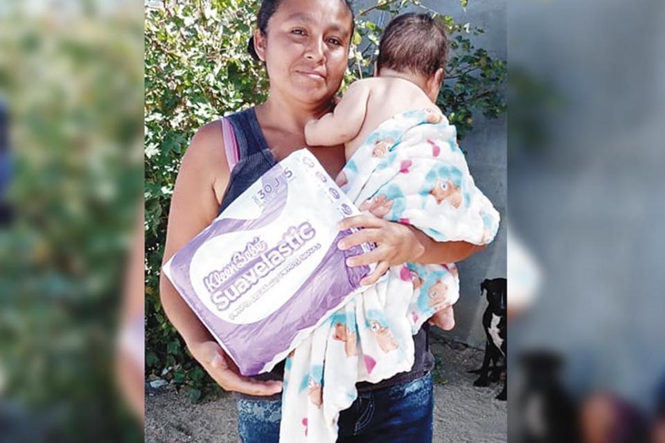 Otorga DIF  Los Cabos apoyos  a madres solteras  y en situación  vulnerable